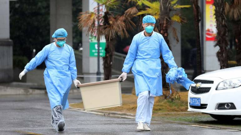 France confirms 2 cases of virus from China, 1st in Europe