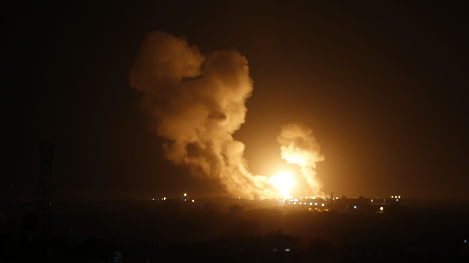 Israeli strikes kill two in Syria