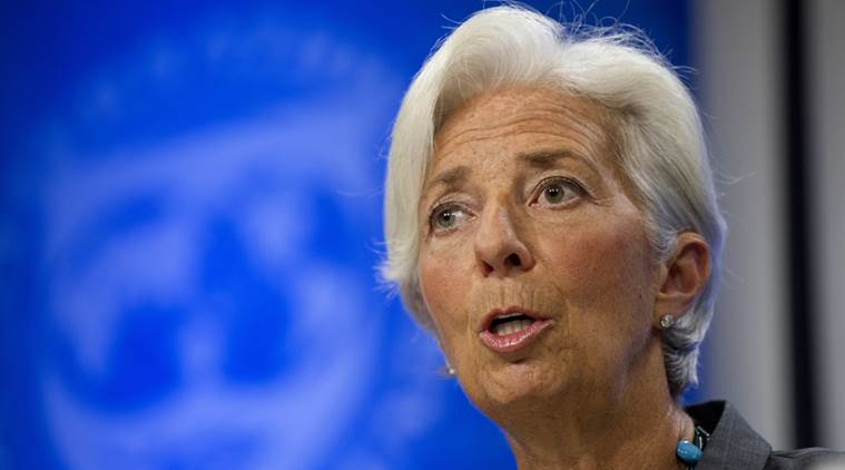 IMF chief Christine Lagarde warns Britain on Brexit challenge