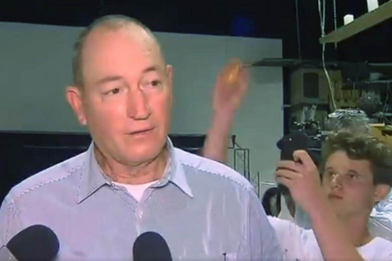 "New Zealand mosque shooting: Controversial Australian lawmaker ""egged"" after comments"