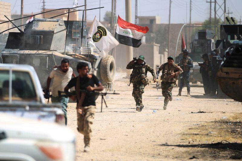 Iraqi forces Islamic State citadel Tal Afar