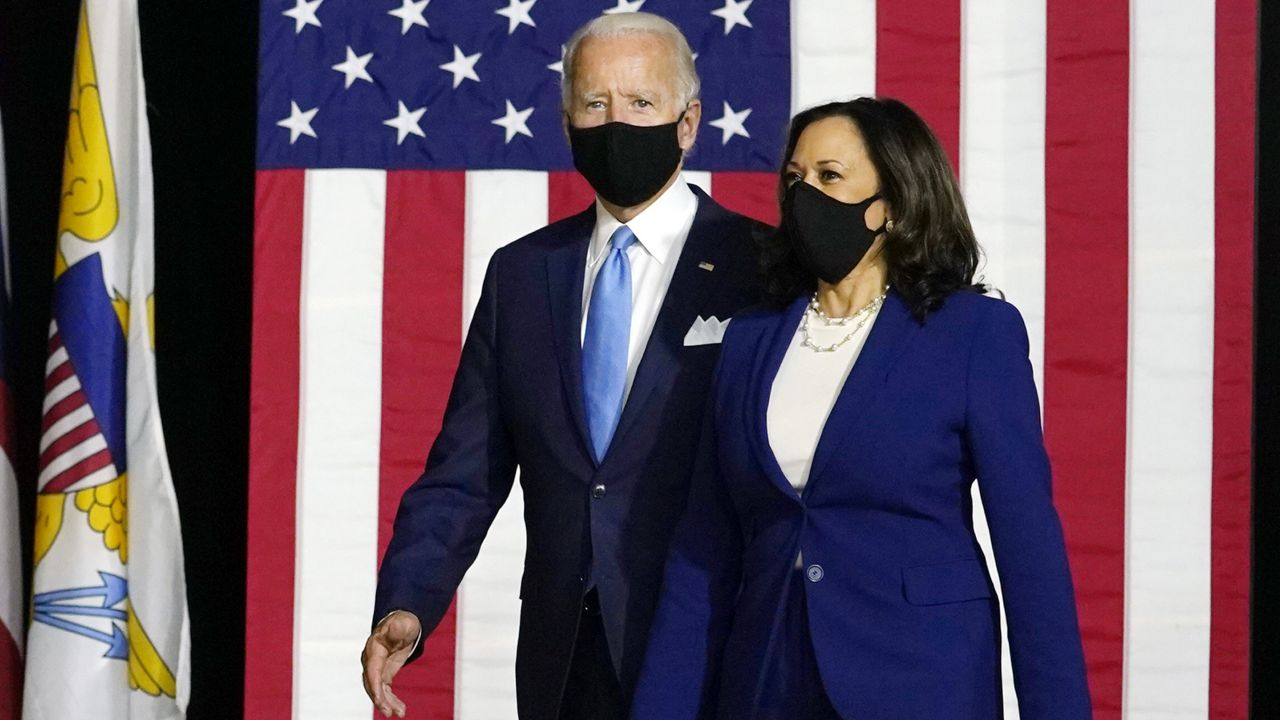 Biden, Harris release tax returns before debate