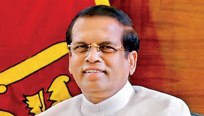 Lankan President Srisena appoints special committee to investigate serial blasts