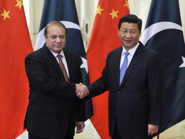 China supports dialogue between Pak, India to resolve Kashmir issue: Sharif