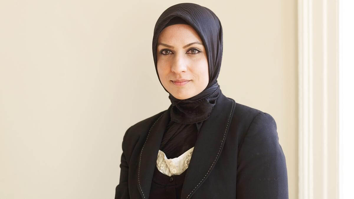 First Muslim hijab-wearing woman appointed as judge in Britain