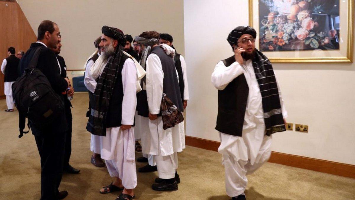 Major row breaks out between leaders of Taliban