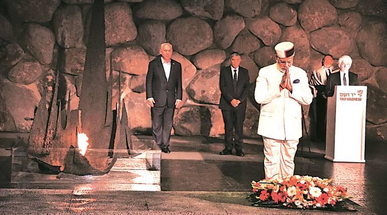 PM Narendra Modi has a namesake in Israel, called Modi'in Maccabim Re'ut