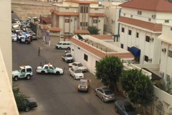 Saudi man who beheaded his parents arrested in Taif