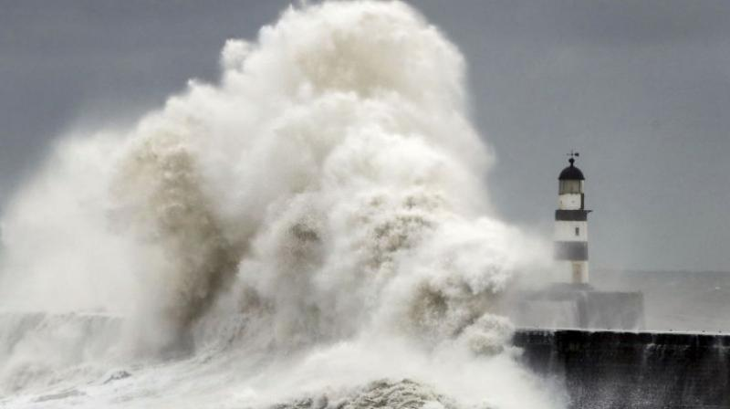 Powerful storm in Franch cuts electricity to lakhs of homes