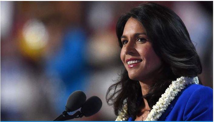 First Hindu in US Congress, Tulsi Gabbard, to run for President