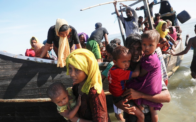 Bangladesh, Myanmar begin talks on Rohingya crisis