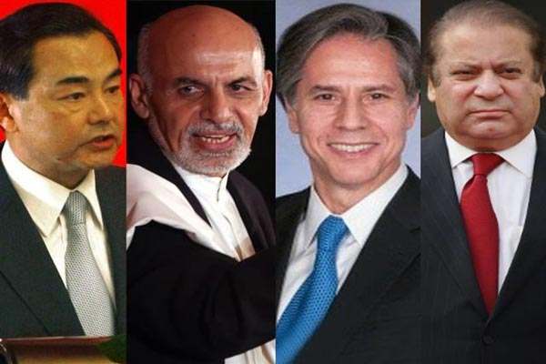 Direct talks between the Afghan government and the Taliban