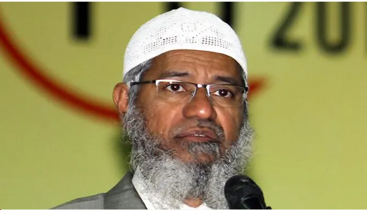 Zakir Naik banned from giving speeches in Malaysia