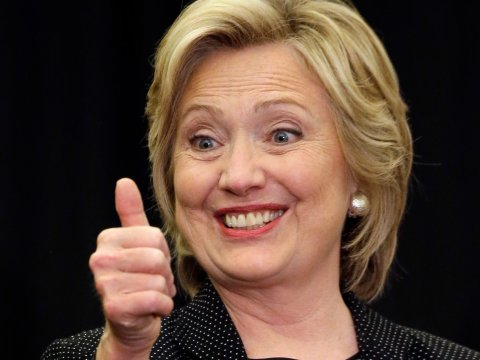 Hillary to return to campaign trail on Thursday