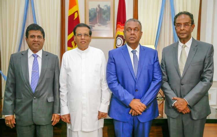 Sri Lanka: Three new Ministers sworn-in
