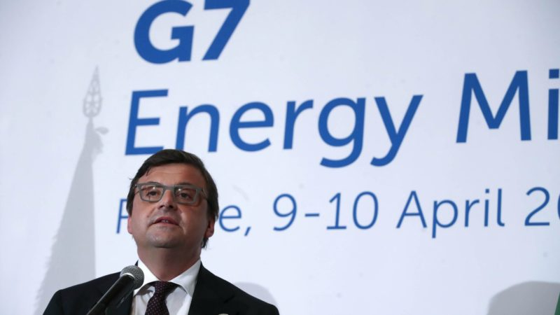 G7 energy ministers fail to agree on statement on climate change