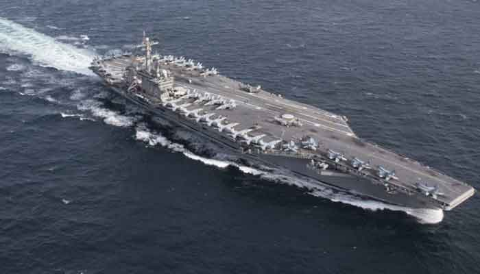 US sends assault ship to Middle East amid Iran threat