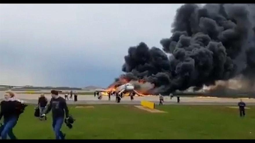 41 killed in Russian plane crash