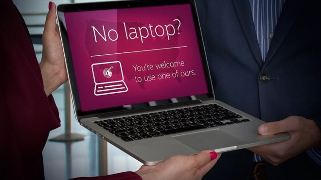 laptopban:qatarairwaystoloanlaptopsduringflights