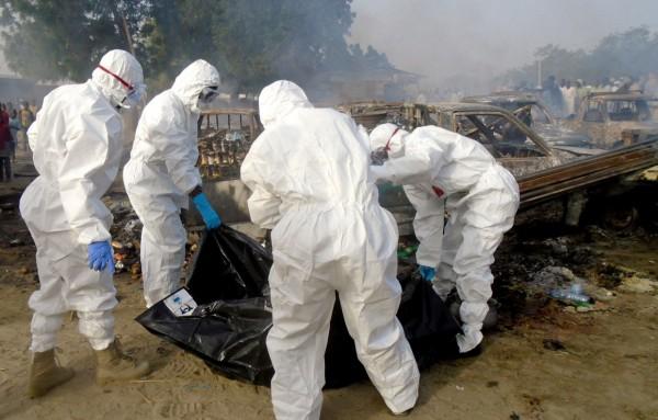 13 killed in Nigeria suicide bombing