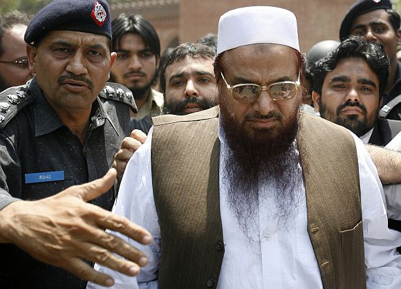 Hafiz Saeed indicted on terror financing charges