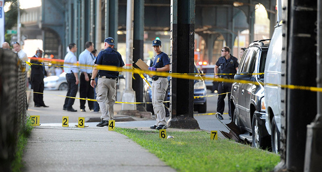 Imam killed in shooting in New York