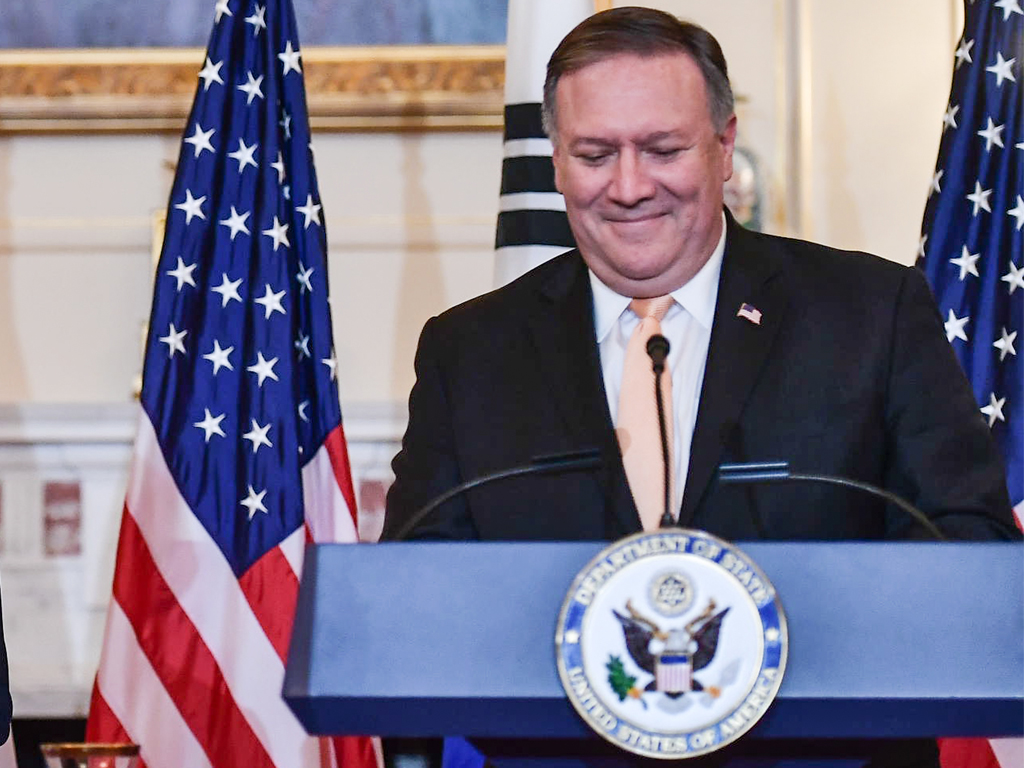 US Secretary of State says US offers to help rebuild N Korea economy if it disarms