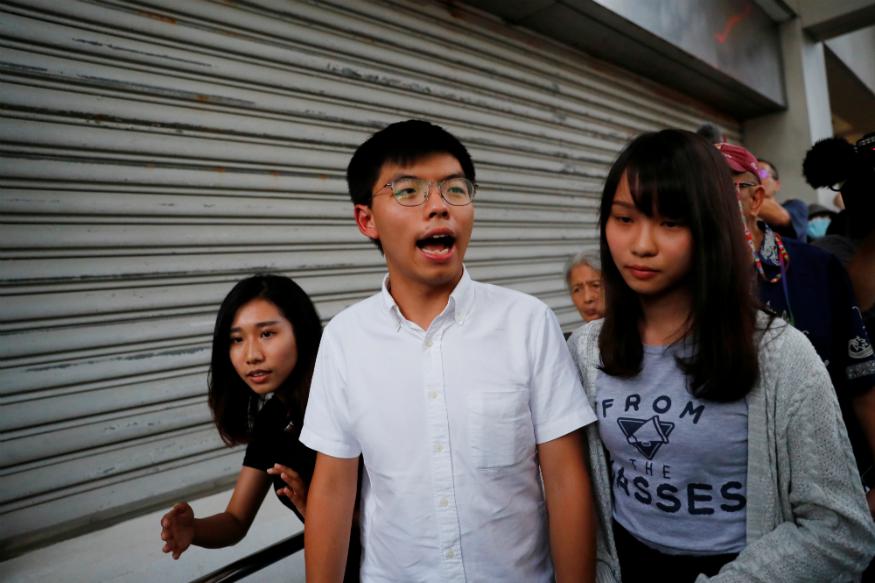 Hong Kong cracks down on pro-democracy activists