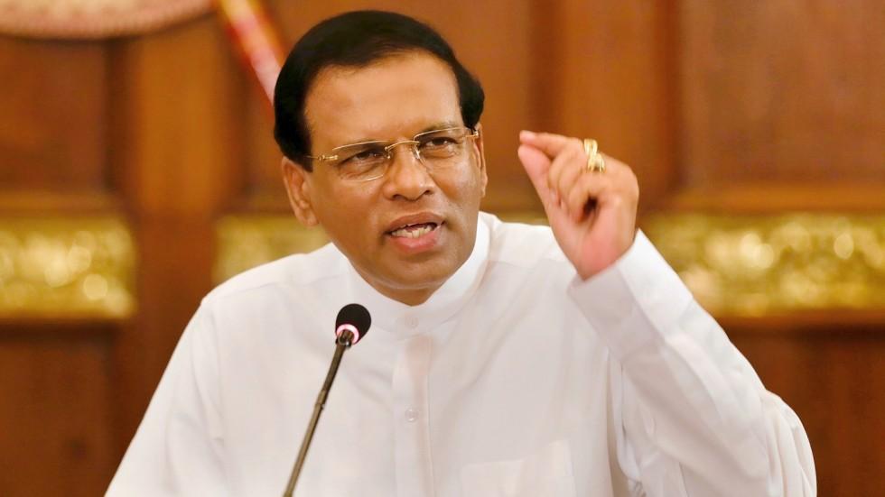 Sri Lankan President to attend Modi's swearing-in ceremony