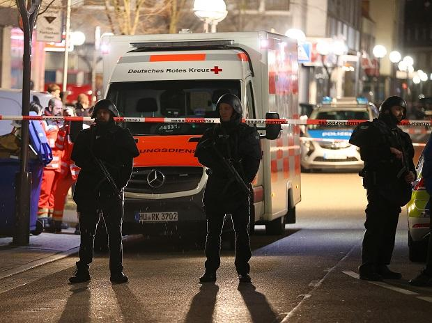 Eight killed in shootings in Hanau city, Germany