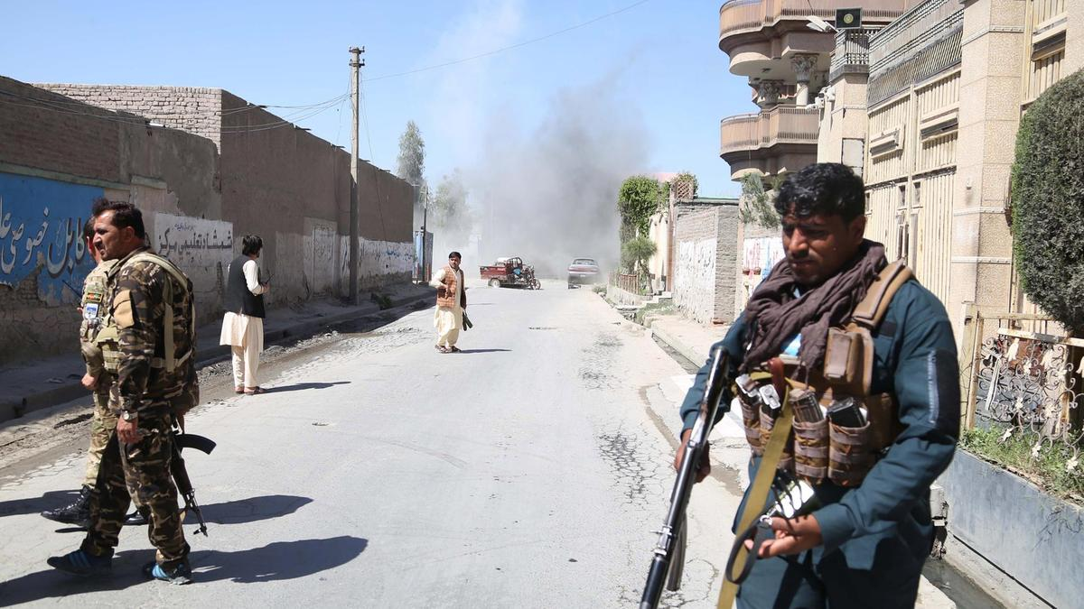 Afghanistan: At least 32 killed, 30 injured in separate attacks