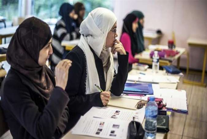 """Hijab"" banned in Denmark Schools"