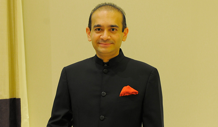 Nirav Modi remanded to prison untill Nov 11