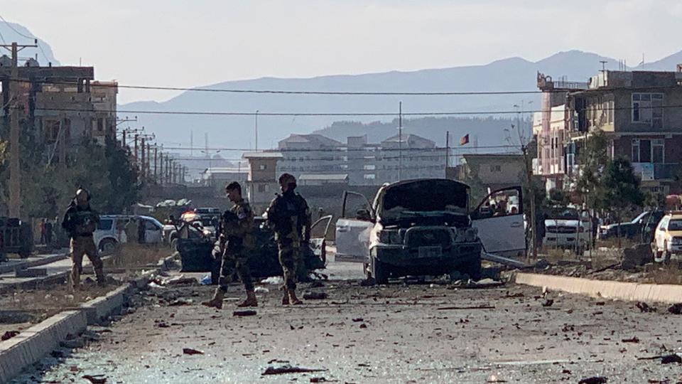 Car bomb explosion in Kabul kills seven