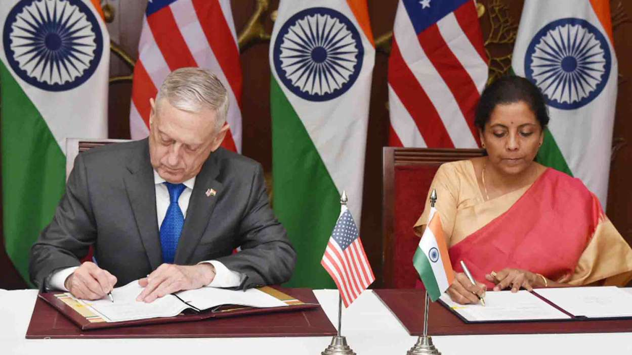 India US partners in defence says commander as Sitharaman tours Hawaii military facilities