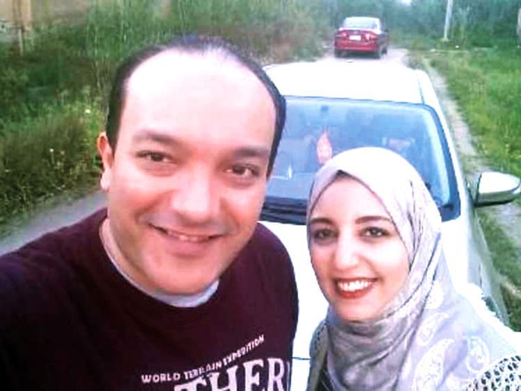 Egypt killer of wife, 3 kids sentenced to death