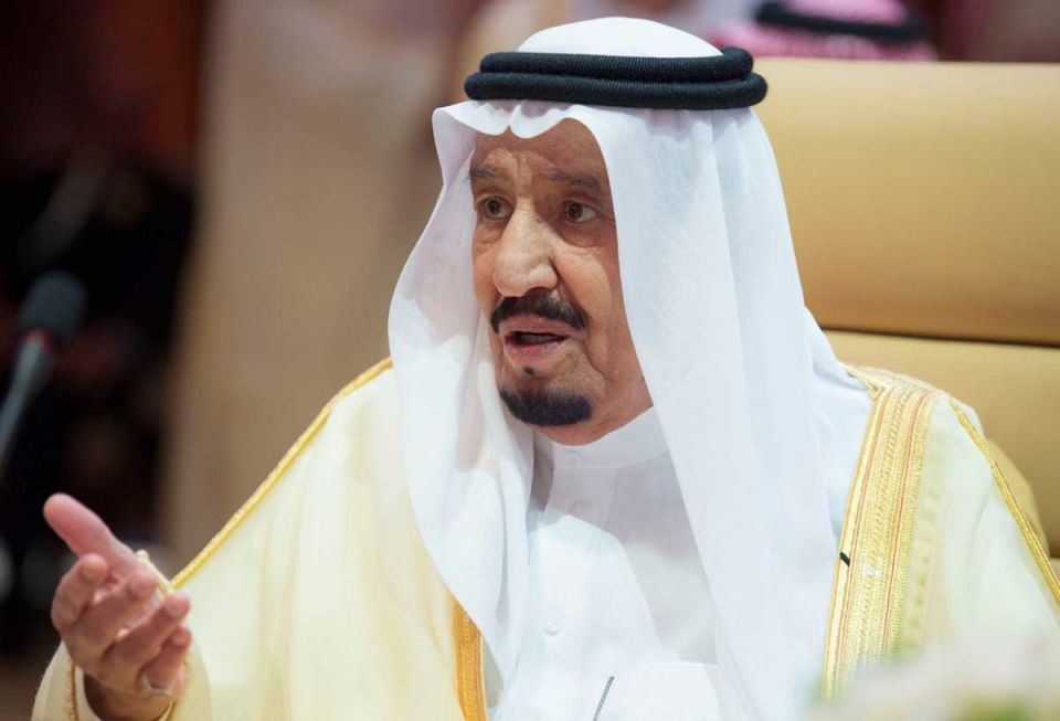 Saudi king orders that whistleblowers be shielded from backlash