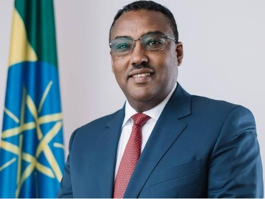 ethiopiandeputypmarrivesinnewdelhion4dayvisittoindia