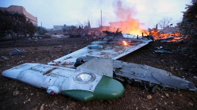 Russian military plane crash in Syria kills 39