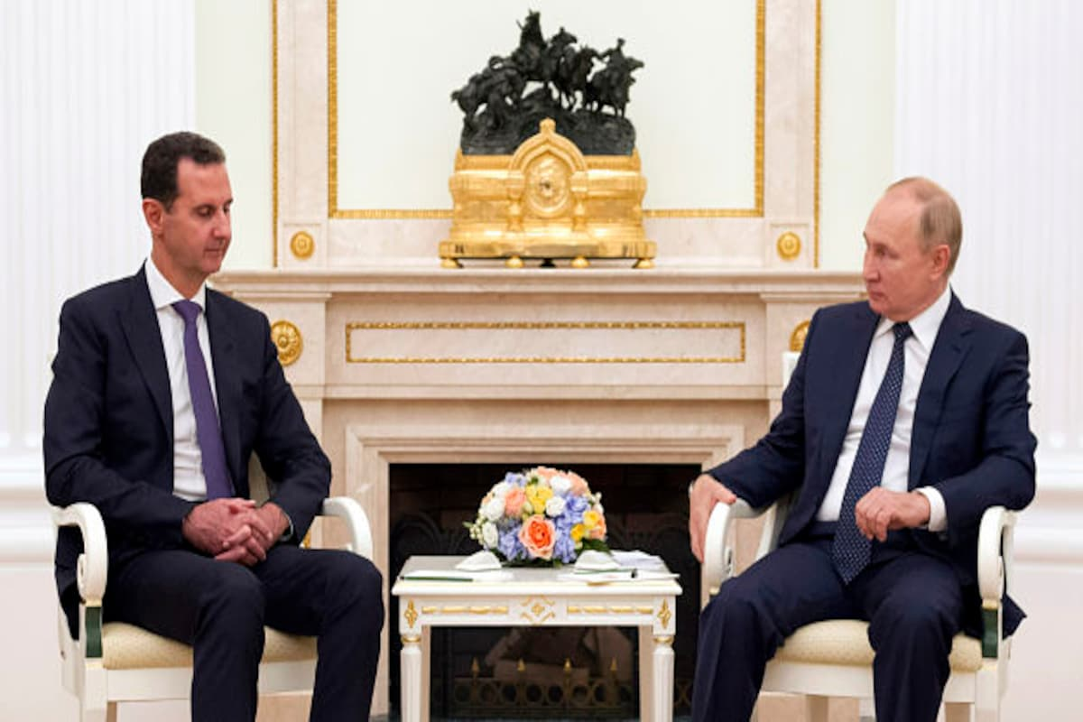 Putin slams presence of foreign troops in Syria