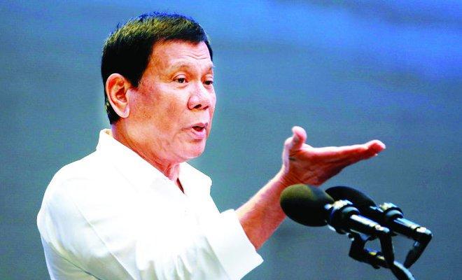 Duterte challenges West to probe Philippines drugs war