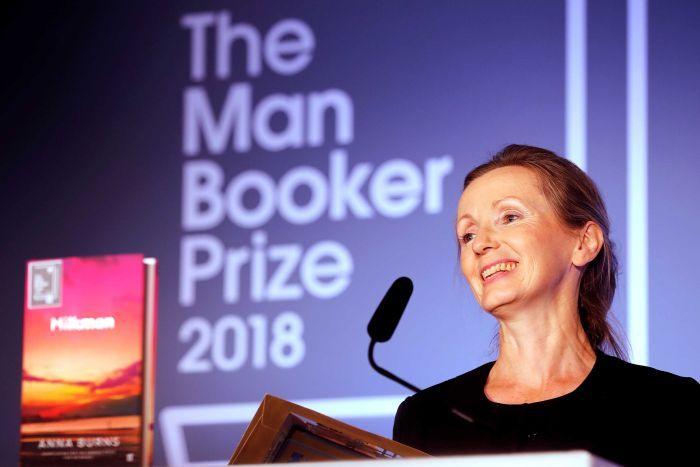 Irish Author Anna Burns wins Man Booker Prize 2018