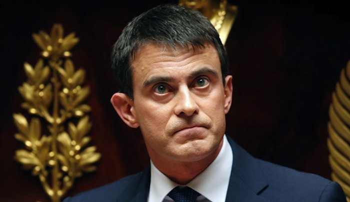 French may suffer new terror attacks: PM Manuel Valls