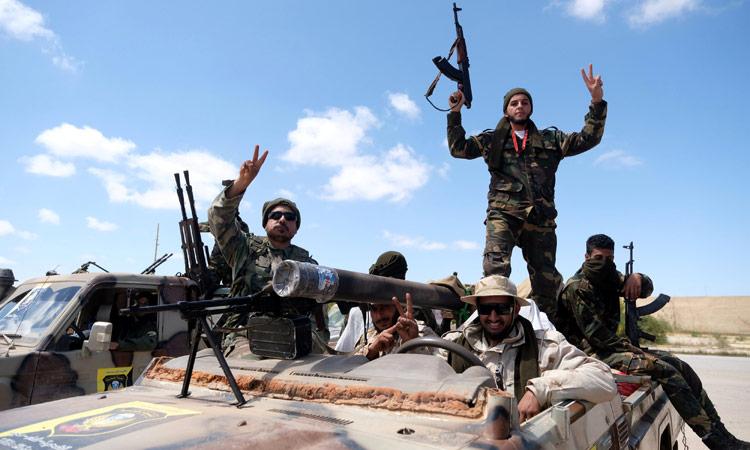 US urges immediate halt to military operations in Libya