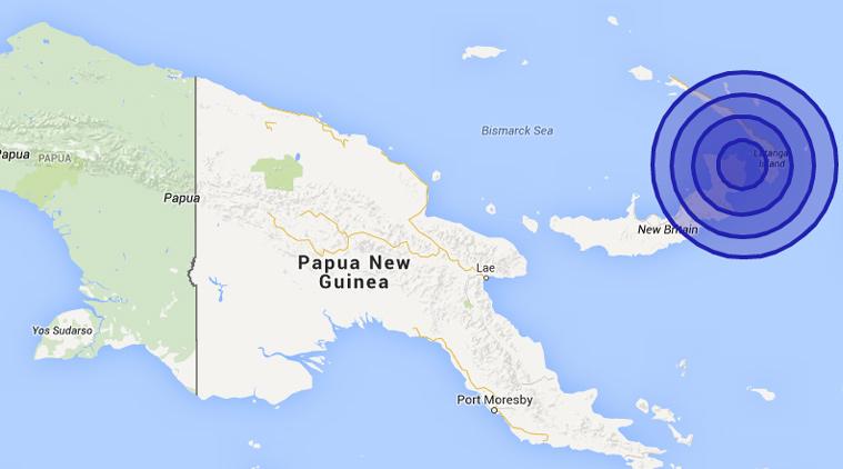 Papua New Guinea rocked by 6.4 magnitude quake