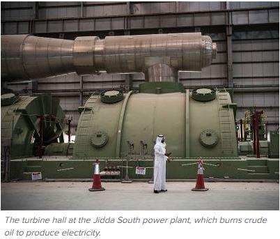Saudi Arabia, where even milk depends on oil, struggles to remake its economy