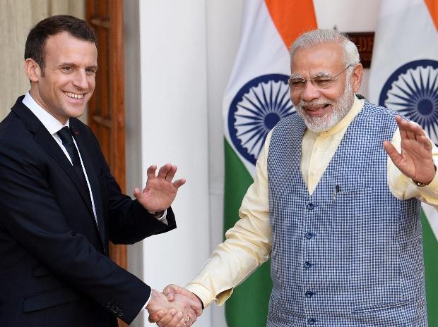 France welcomes PM Modi