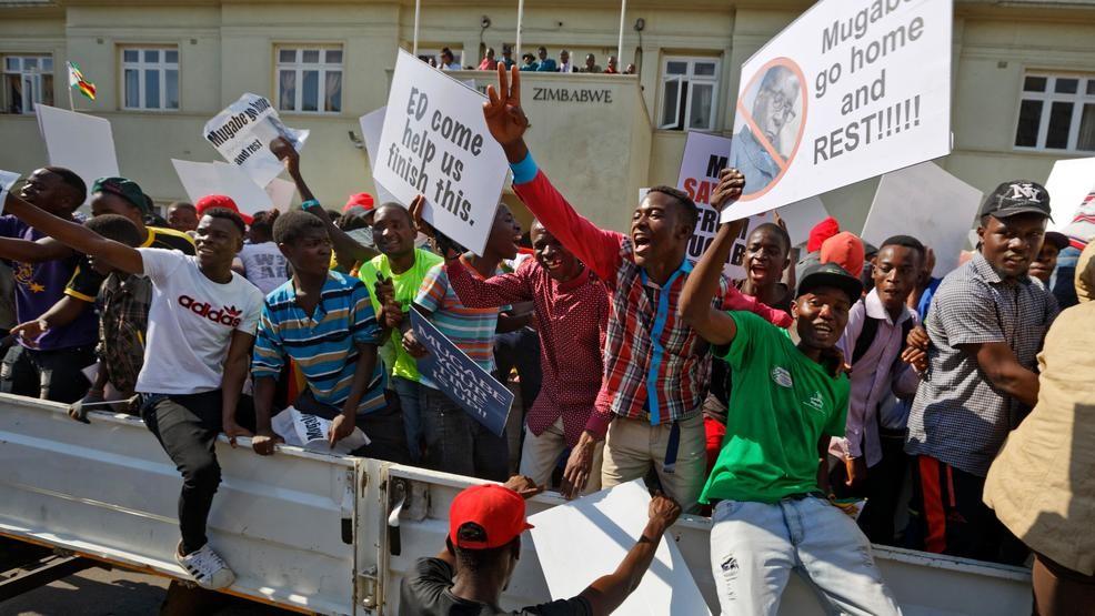 Robert Mugabe resigns as Zimbabwe