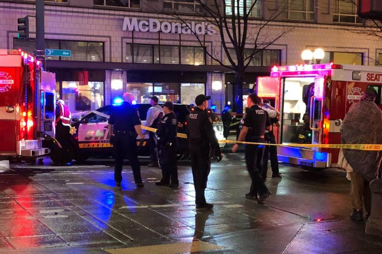 At least one killed, several injured in Seattle mass shooting