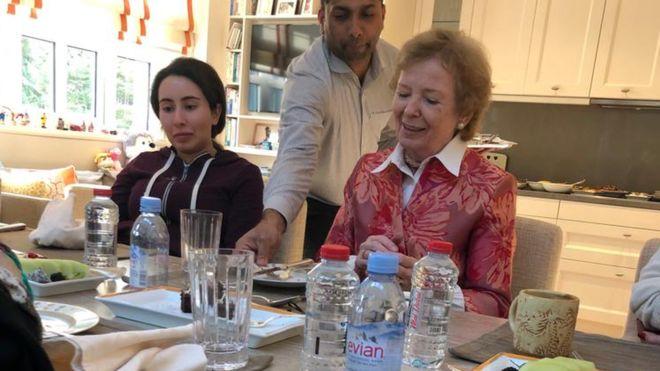 Sheikha Latifa: Images of